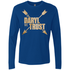In Daryl We Trust Men's Premium Long Sleeve