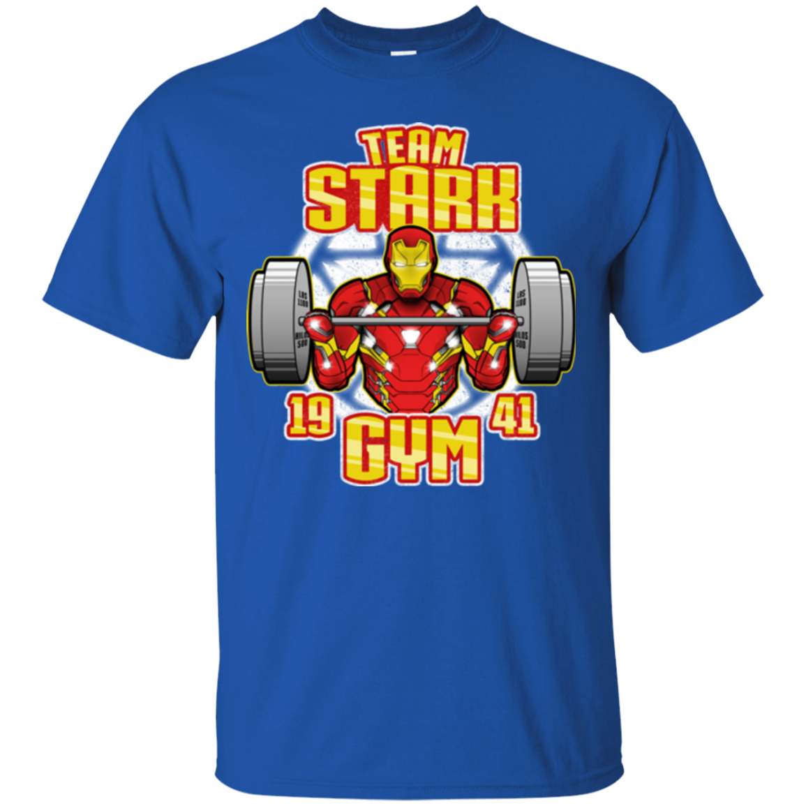 Team Stark Gym T-Shirt