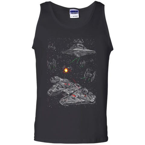 Escape the Imperial Navy Men's Tank Top