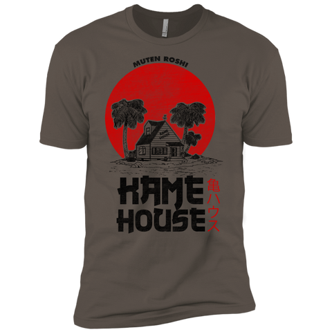 Kame House Men's Premium T-Shirt