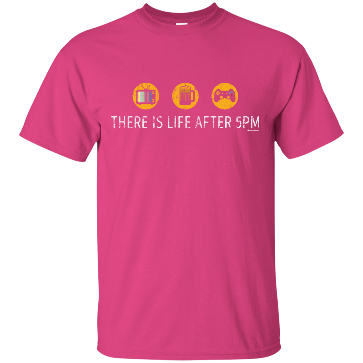 There Is Life After 5PM T-Shirt