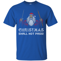 Xmas shall not pass T-Shirt