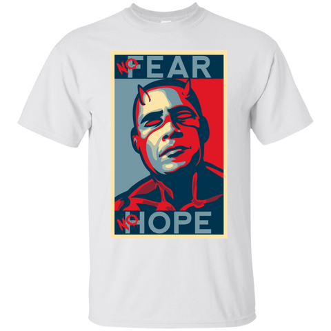 A man With No Fear T-Shirt