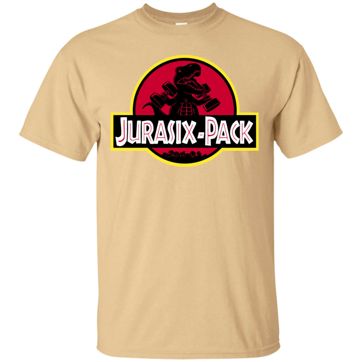 Jurasix-Pack T-Shirt