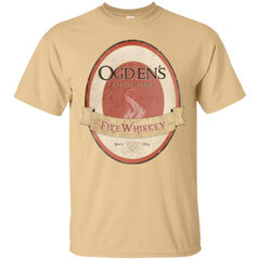 Ogdens Fire Whiskey T-Shirt