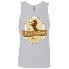 Prancing Pony Men's Premium Tank Top