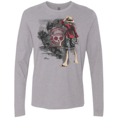 Straw hats Men's Premium Long Sleeve