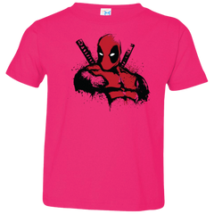 The Merc in Red Toddler Premium T-Shirt