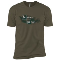 Science Bitch Men's Premium T-Shirt