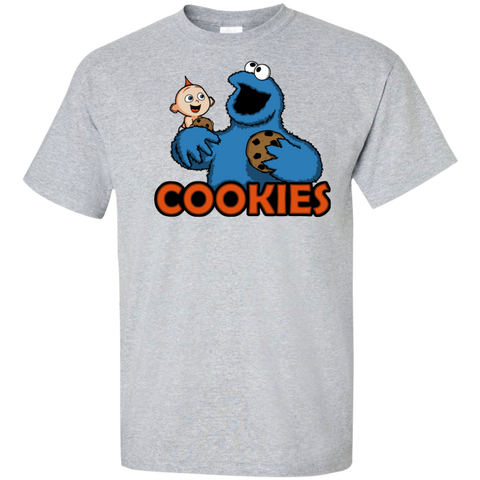 Cookies Tall T-Shirt