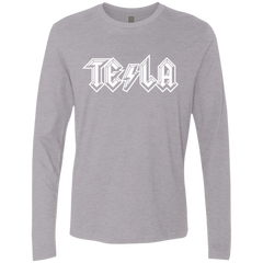 TESLA Men's Premium Long Sleeve