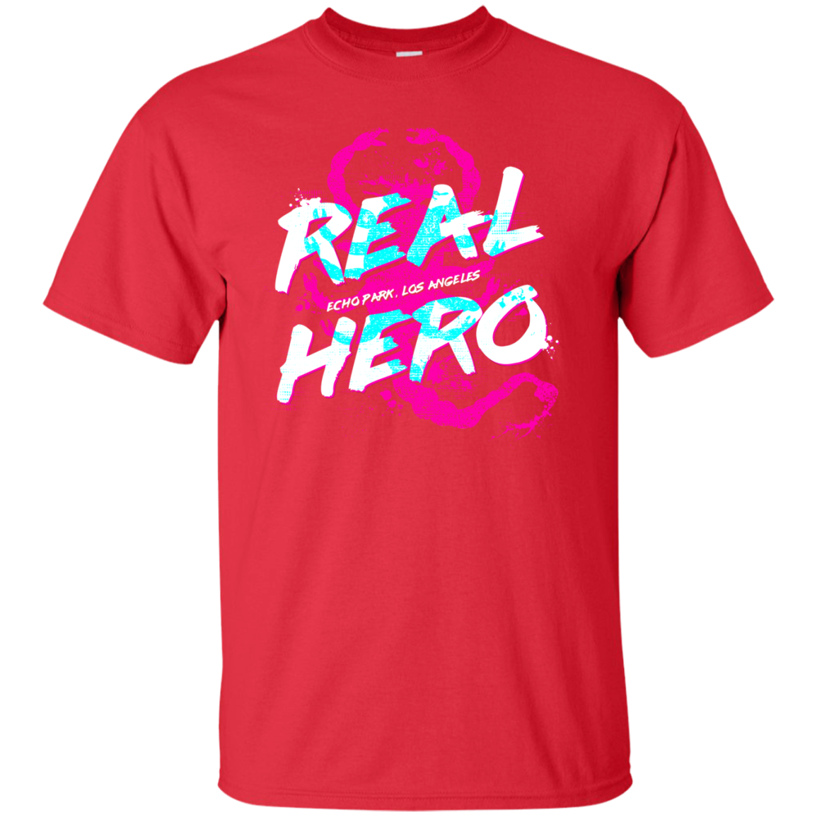 Real Hero T-Shirt