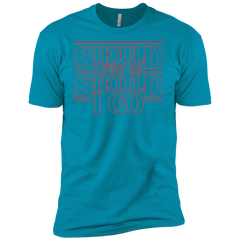 Should I Stay Or Should I Go Boys Premium T-Shirt