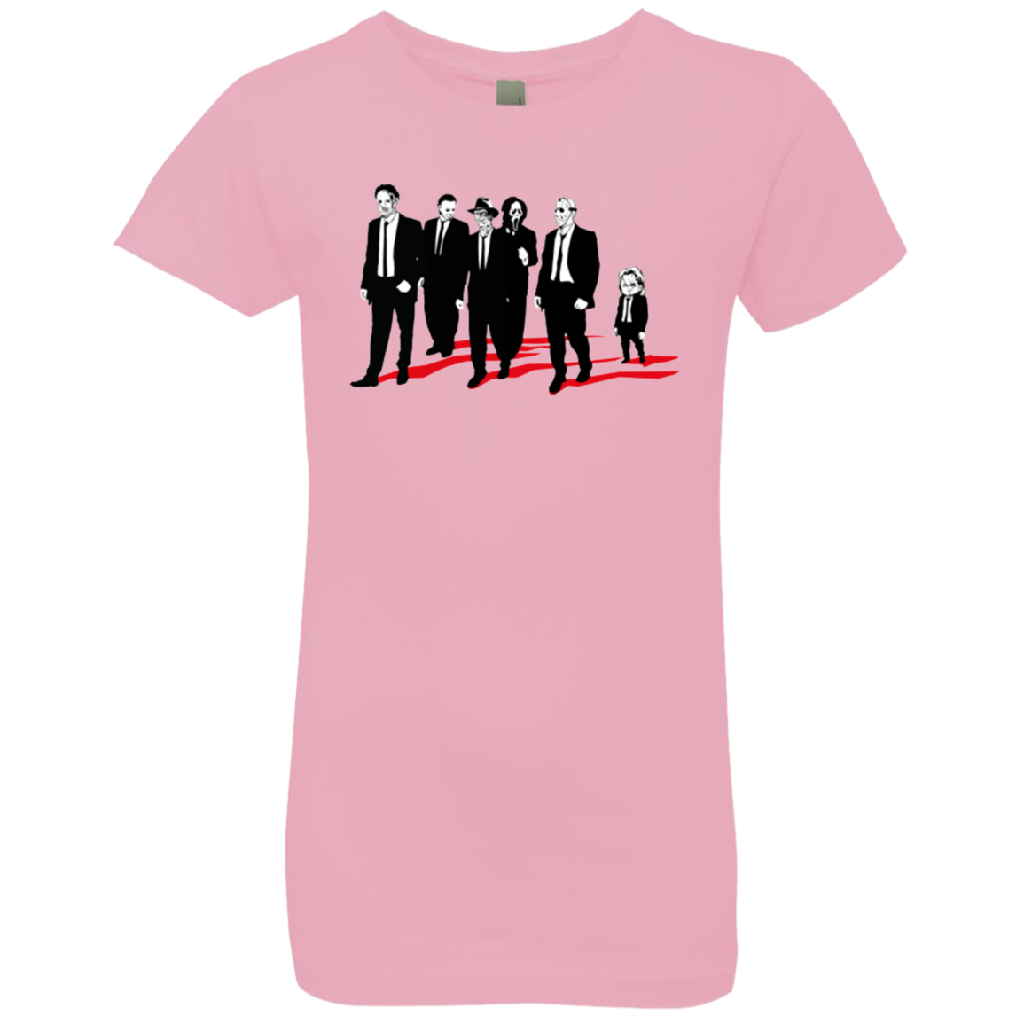 Reservoir Killers Girls Premium T-Shirt
