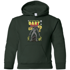 The Incredible Dart Youth Hoodie