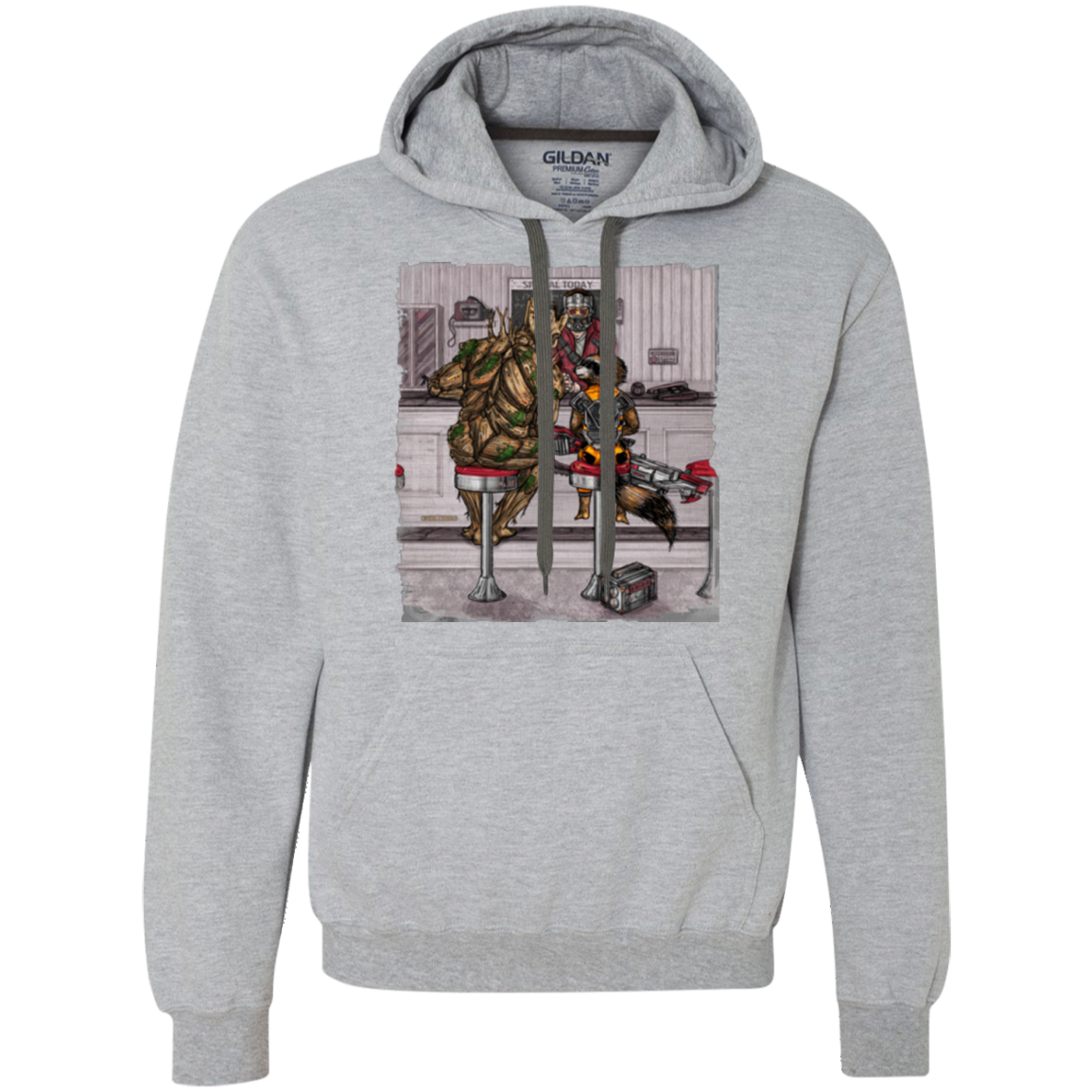 The Runaways Premium Fleece Hoodie