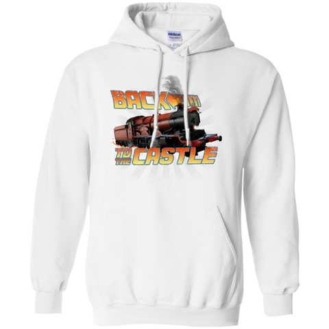 Back to the Castle Pullover Hoodie