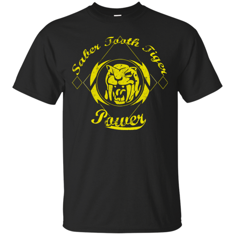 Saber Tooth Tiger (1) T-Shirt