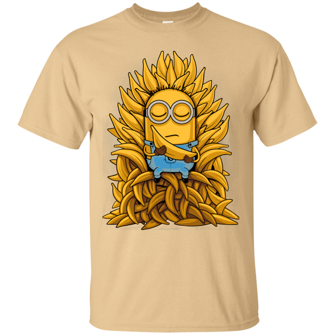 Banana Throne T-Shirt