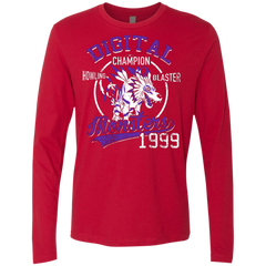 Howling Blaster Men's Premium Long Sleeve