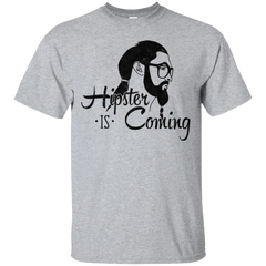 Hipster is Coming T-Shirt