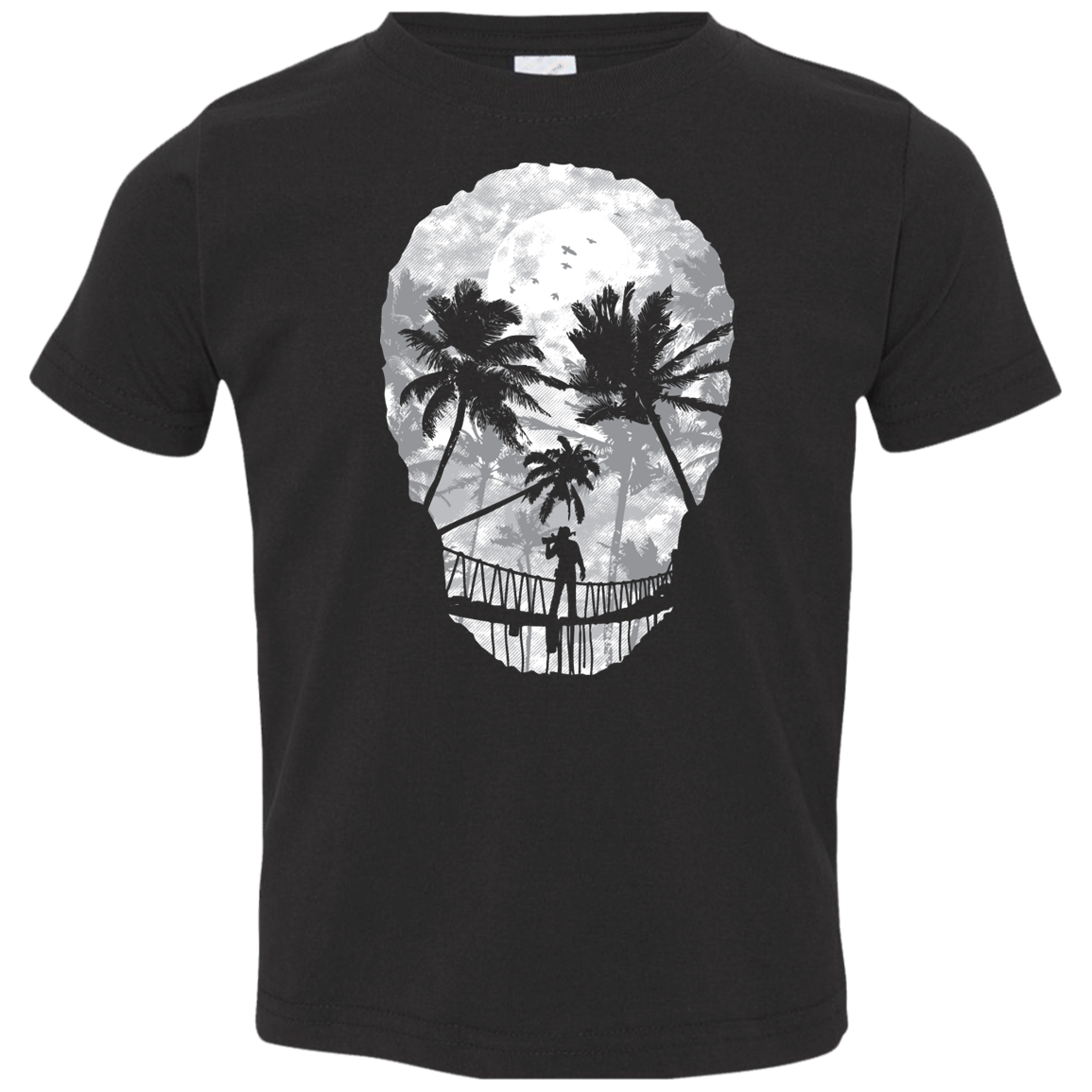 Desolate Death Toddler Premium T-Shirt