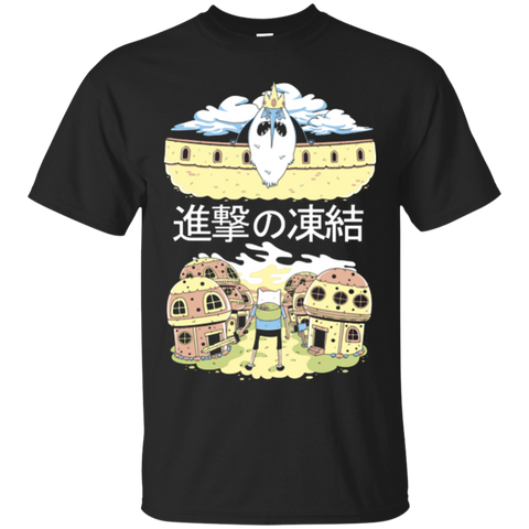 Attack on Freeze T-Shirt
