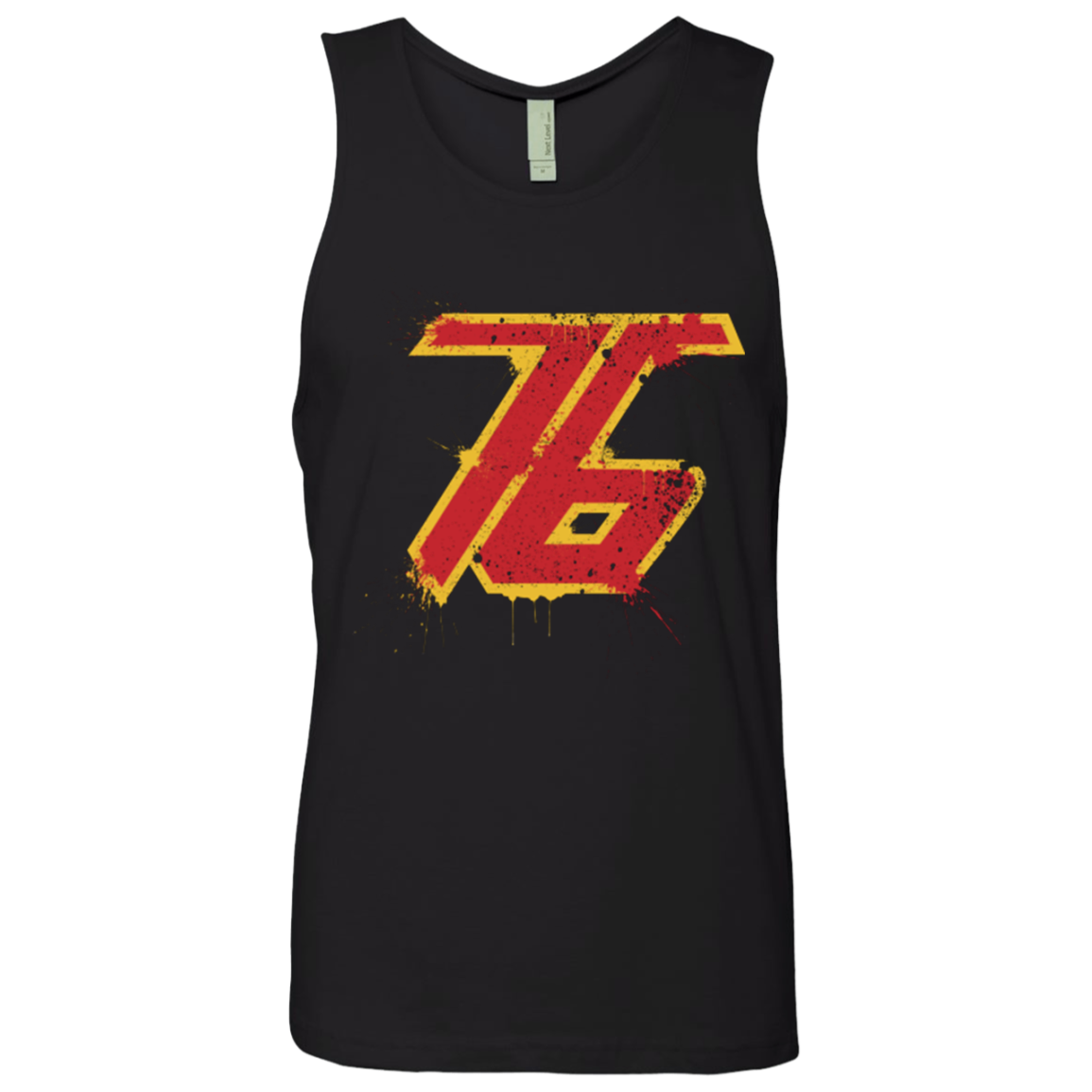 Soldier 76 Men's Premium Tank Top