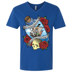 The Pirate King Men's Premium V-Neck