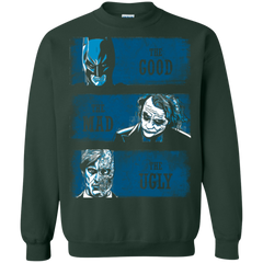 The Good the Mad and the Ugly Crewneck Sweatshirt