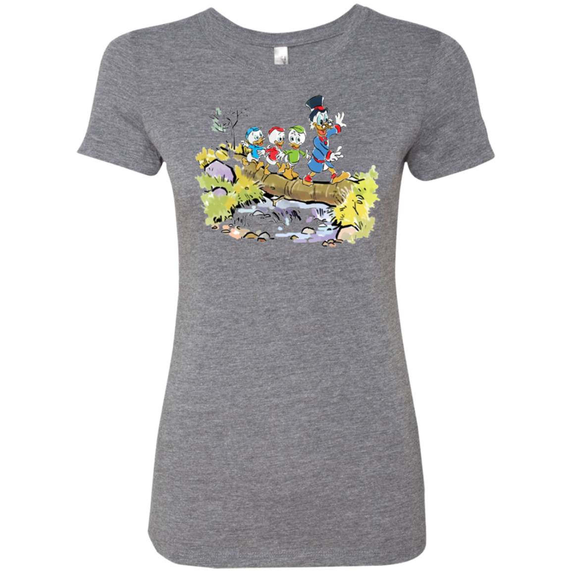 Looking for Adventure Women's Triblend T-Shirt