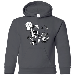 No Strings Attached Youth Hoodie