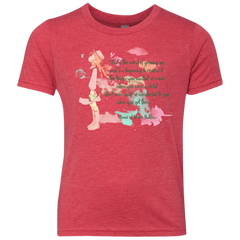 Anne of Green Gables 5 Youth Triblend T-Shirt