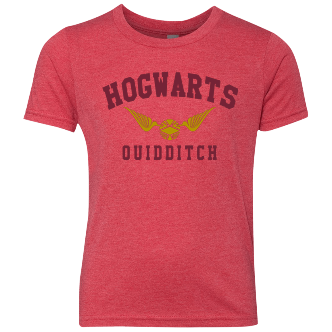 Hogwarts Quidditch Youth Triblend T-Shirt