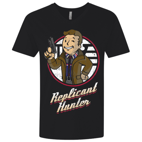 Replicant Hunter Men's Premium V-Neck
