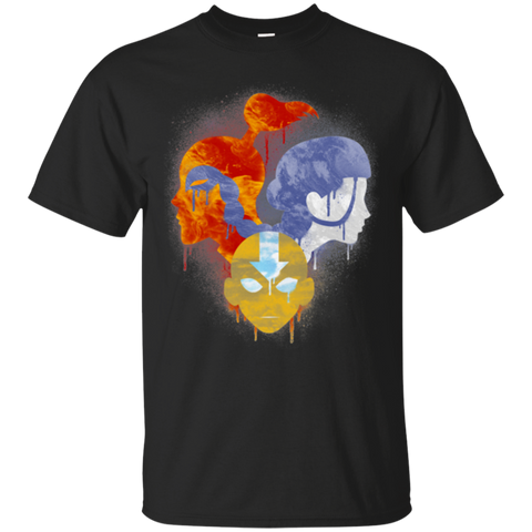 Elemental Love Triangle T-Shirt