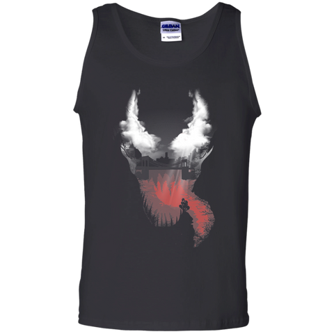 Symbiote City Men's Tank Top