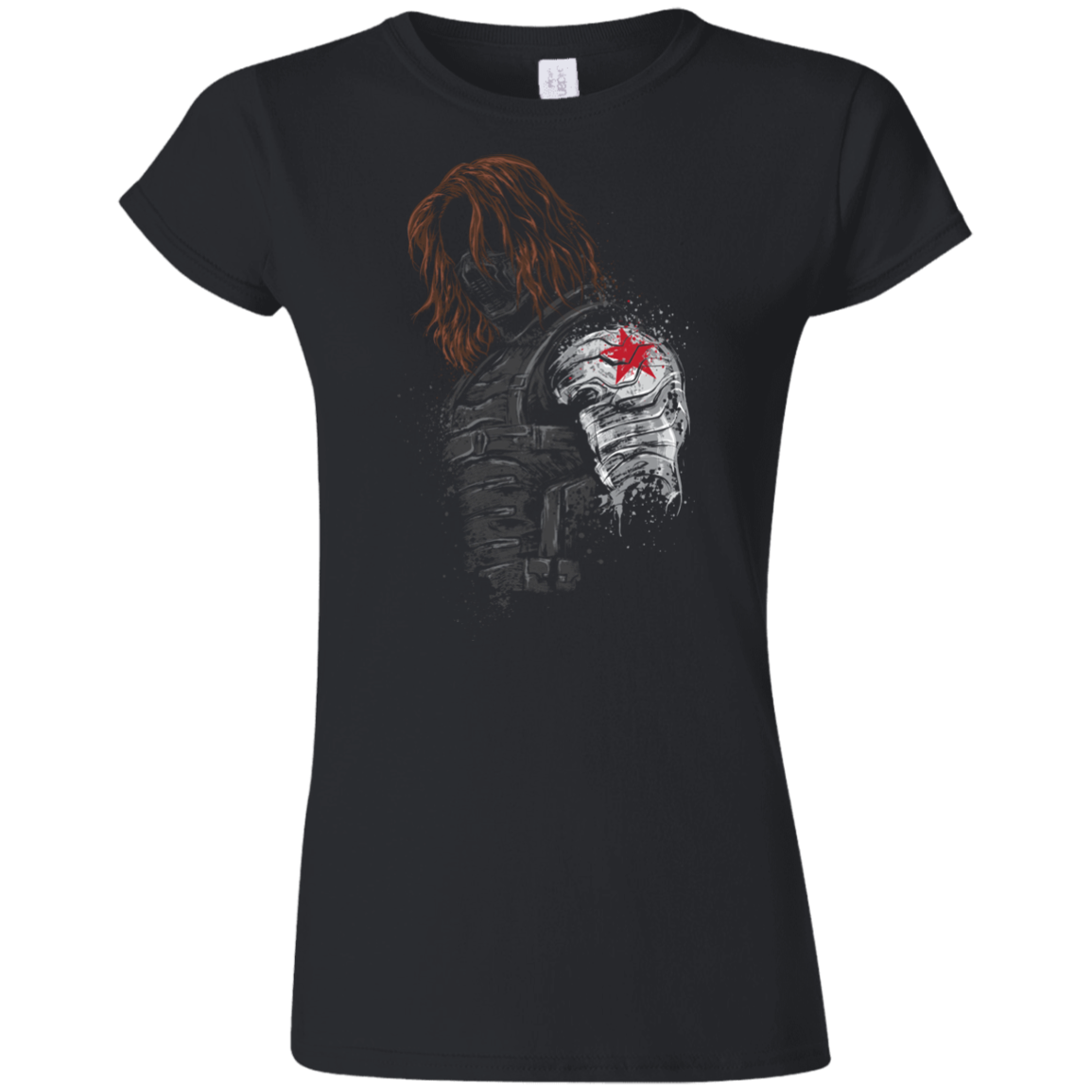 Winter Soldier Junior Slimmer-Fit T-Shirt