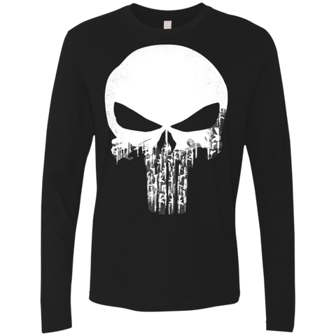 Weapons of Punishment Men's Premium Long Sleeve