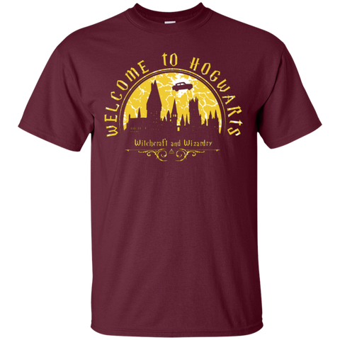 Welcome to Hogwarts T-Shirt