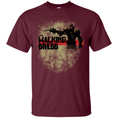 Walking Dredd T-Shirt