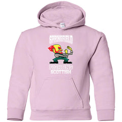 Fighting-Scotts Youth Hoodie