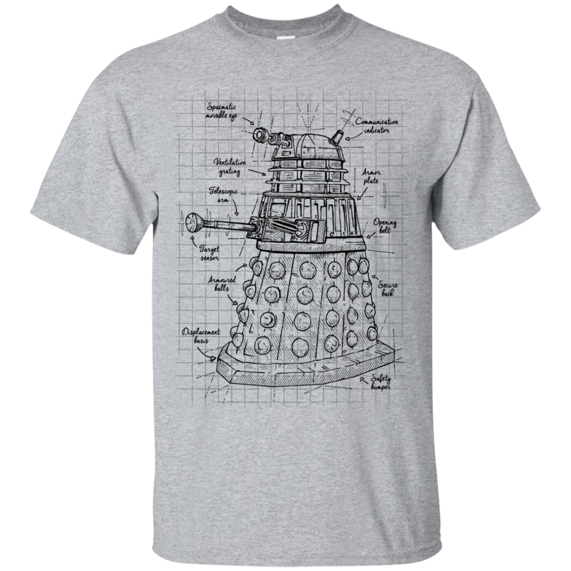 Dalek Plan T-Shirt
