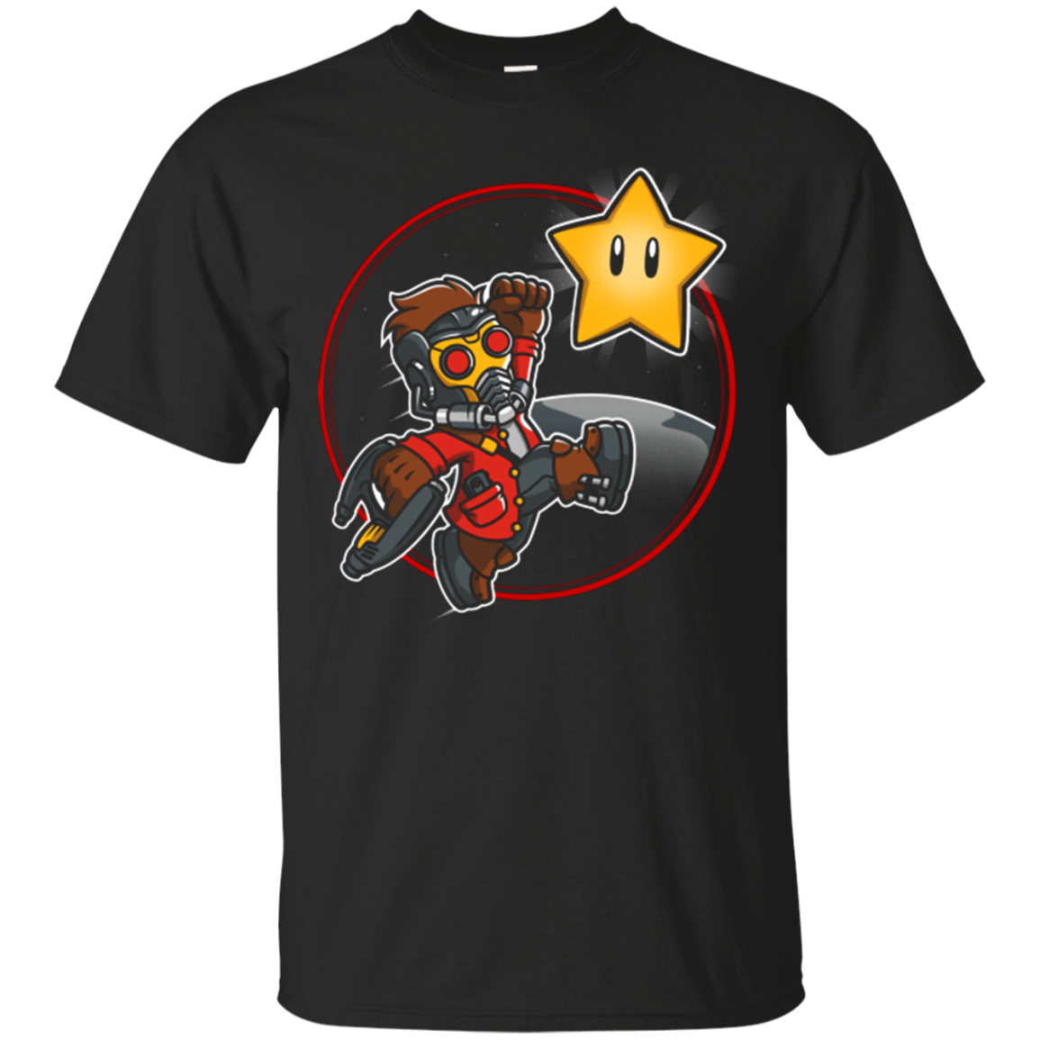 Super Star Lord T-Shirt