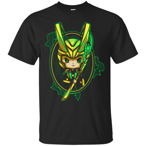 Loki Portrait T-Shirt