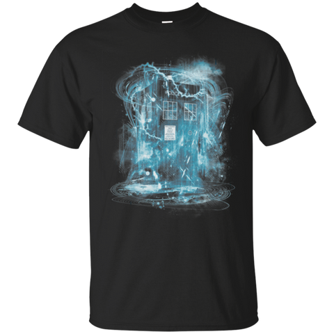 Space and Time Storm T-Shirt