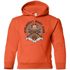 Triceratops Hunt Club Youth Hoodie