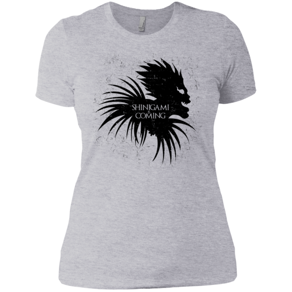 Shinigami Is Coming Women's Premium T-Shirt