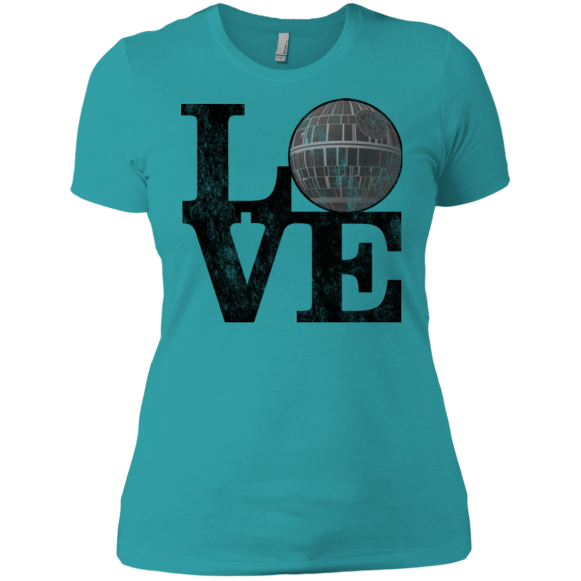 LOVE Deathstar 1 Women's Premium T-Shirt