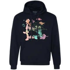 Anne of Green Gables Premium Fleece Hoodie